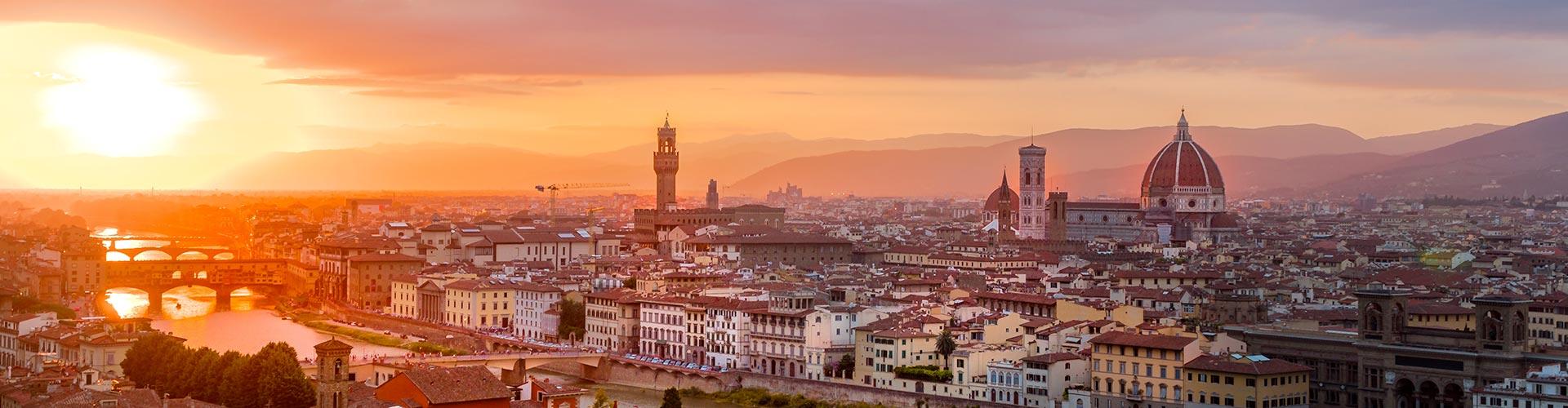 la prima volta a Firenze