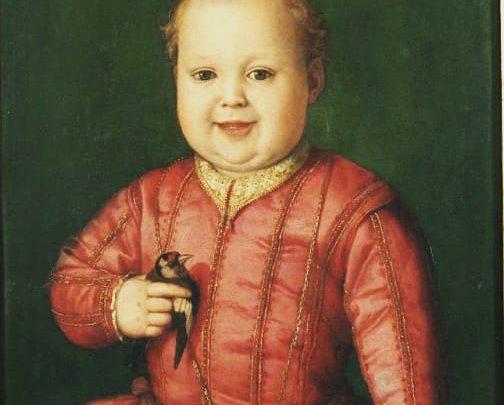 Don Giovanni de'Medici-Bronzino
