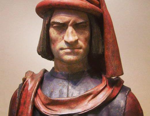 Busto ritratto di Lorenzo il Magnifico (National Gallery di Washington